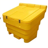 Stackable Grit Bins